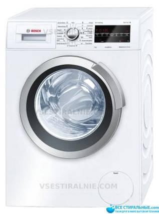 Bosch Serie 6 3D Washing WLT 24440