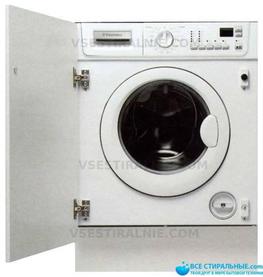Electrolux EWX 12540 W
