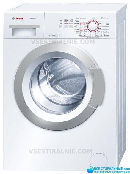Bosch Classixx WLG 24060