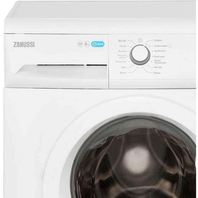 Лучшие стиральные машины Zanussi