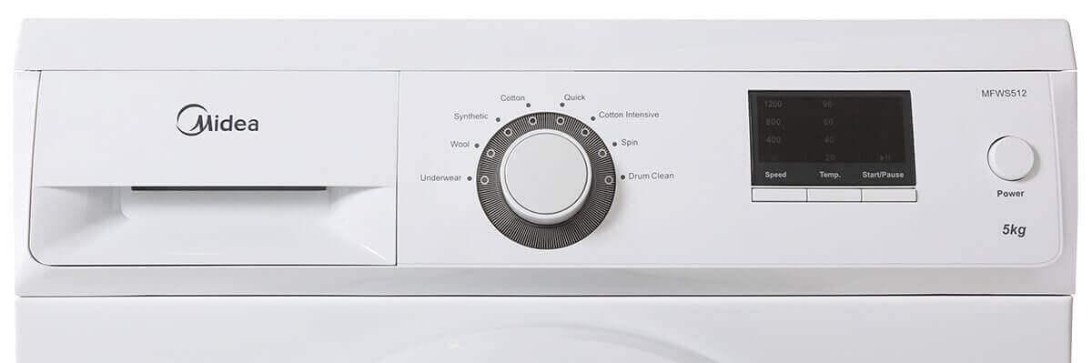 Обзор стиральных машин Midea