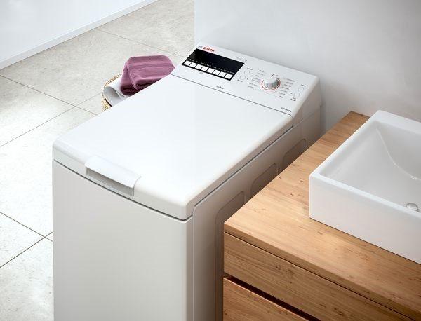 Узкие стиральные машины с вертикальной загрузкой 40 см