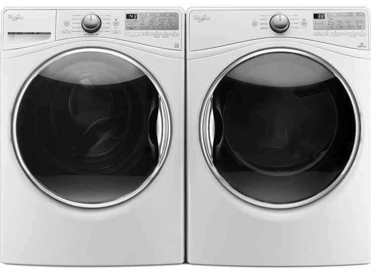 Выбираем стиральную машину на 5-7 кг белья