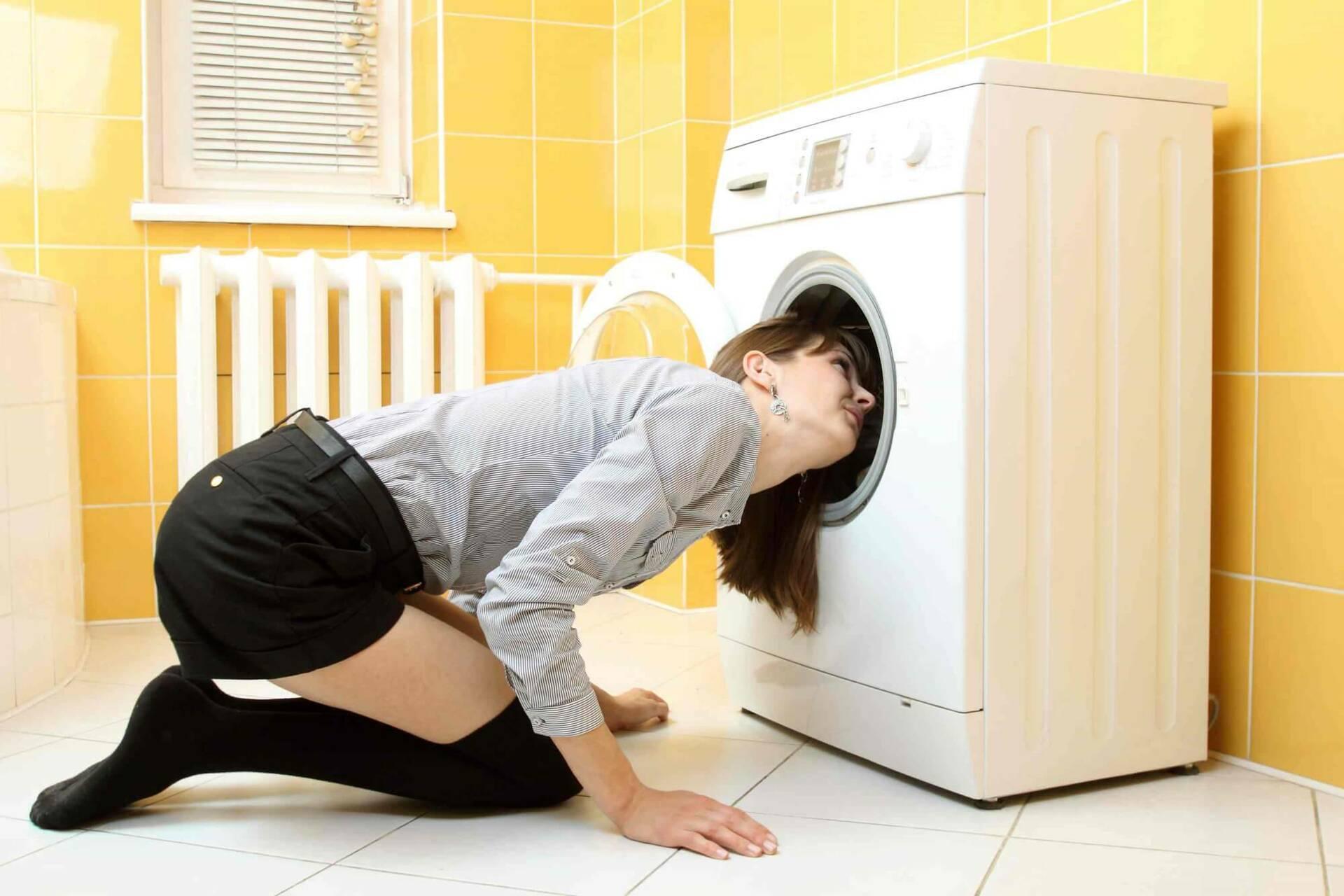 Что чаще всего ломается в стиральных машинах?