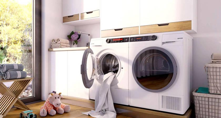 Лучшие стирально-сушильные машины