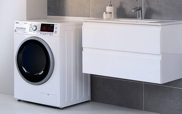 Обзор стиральных машин серии Hansa Crown
