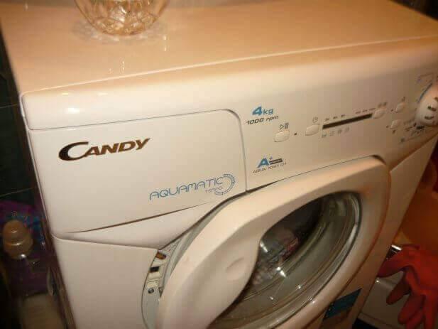 Обзор стиральных машин Candy Aquamatic