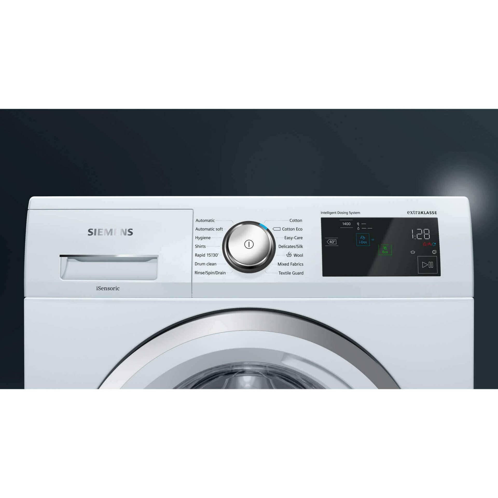 Обзор стиральных машин Siemens