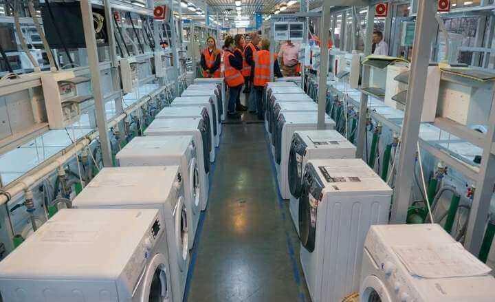 Лучшие стиральные машины российской сборки
