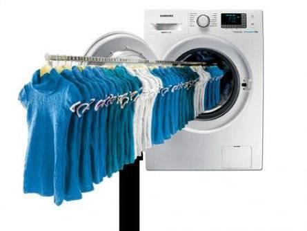Преимущества стиральных машин